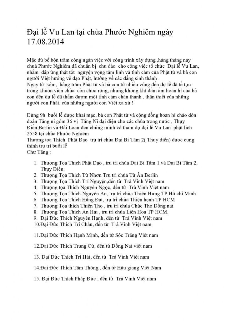 Đại lễ Vu Lan tại chùa Phước Nghiêm ngày 17-page0001